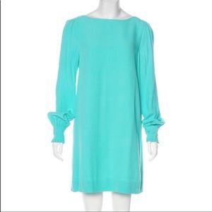 Kate Spade Cordette Tiffany Blue Dress Size 8